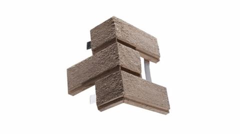 Угловые элементы под кирпич и под камень